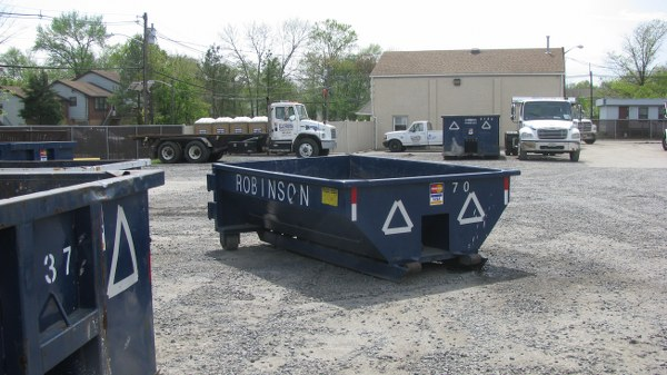 roll off dumpsters robinson waste disposal