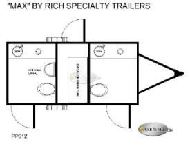 Luxury Restroom Trailers Robinson Waste Disposal