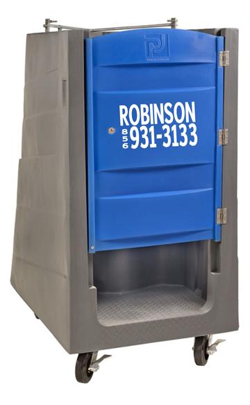 Elevator Rooftop Porta Potty Rentals Robinson Waste Disposal